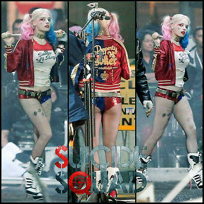 suicide squad harley quinn hot