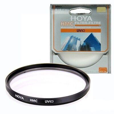 HOYA HMC UV(C) Camera Lens Filter Slim 37/40.5/43/46/49/52/58/62/67/72/77/82 mm 4