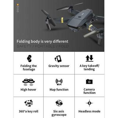 Drone X PRO Quadcopter with CASE UPGRADED Edition Selfie HD Camera WIFI Drone 11