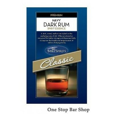 Classic Navy Rum - Premium Still Spirits - Still Spirits 2
