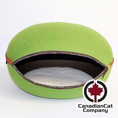Das Katzennest der Canadian Cat Company - Katzenbett, Katzenhöhle, Katzenkorb 9