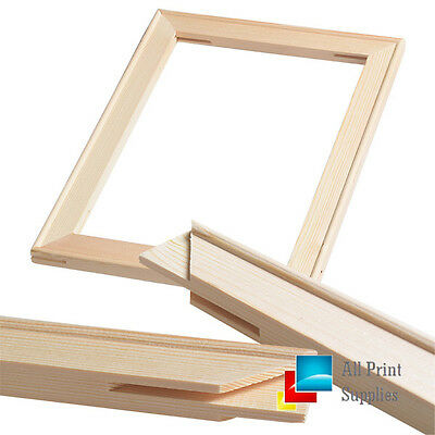 CANVAS STRETCHER BARS,CANVAS Frames, Pine Wood 18mm & 38mm Thick ...