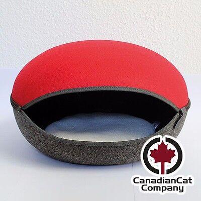 Das Katzennest der Canadian Cat Company - Katzenbett, Katzenhöhle, Katzenkorb 12