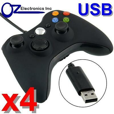 USB Wired Game Pad Controller Joypad For XBOX 360 Slim PC Windows 7 8 Windows 10 3
