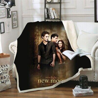 The Twilight Saga 3d Printed Sherpa, Twilight Saga Bedding Uk
