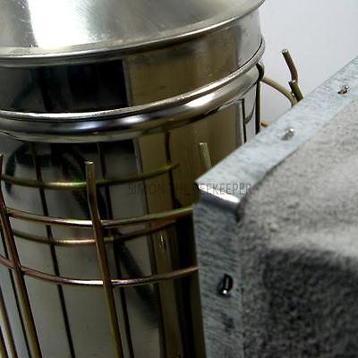 Beekeeping Stainless Steel Bee Hive Smoker with Cartridge