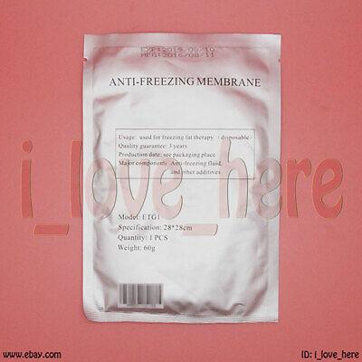 Anti Freeze Weight Loss Pads Cryo Membranes Lipolysis Machine FAT Slim Cool UK 6
