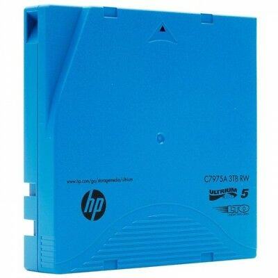 HP ENTERPRISE 10 x LTO5 ULTRIUM 1.5TB / 3.0TB RW DATA CARTRIDGE (C7975A)