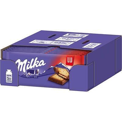 10 Milka Tafeln a 87g Milka & LU Schokolade 2