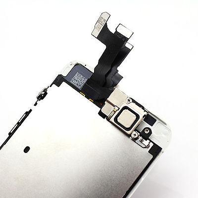 Vitre Tactile + Ecran Lcd Complet  Iphone 5/ 5C / 5S 5 Se Noir/Blanc + Outils 6