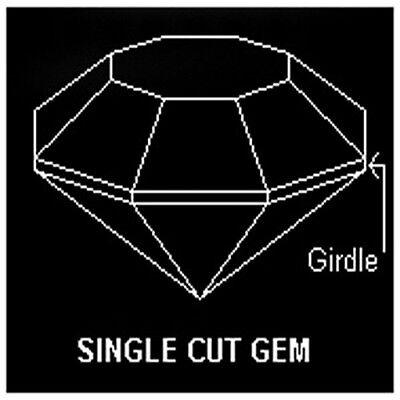 VS 50pcs ~  1.0mm ~ Full Cut Brillint Round ~ G-I White Natural Loose Diamonds