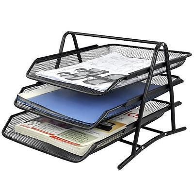 briefablage papierablage briefhalter dokumentenablage b rozubeh r eur 14 49 picclick de. Black Bedroom Furniture Sets. Home Design Ideas