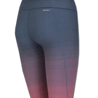 adidas Damen Miracle Sculpture Tight Hose Leggings Sporthose