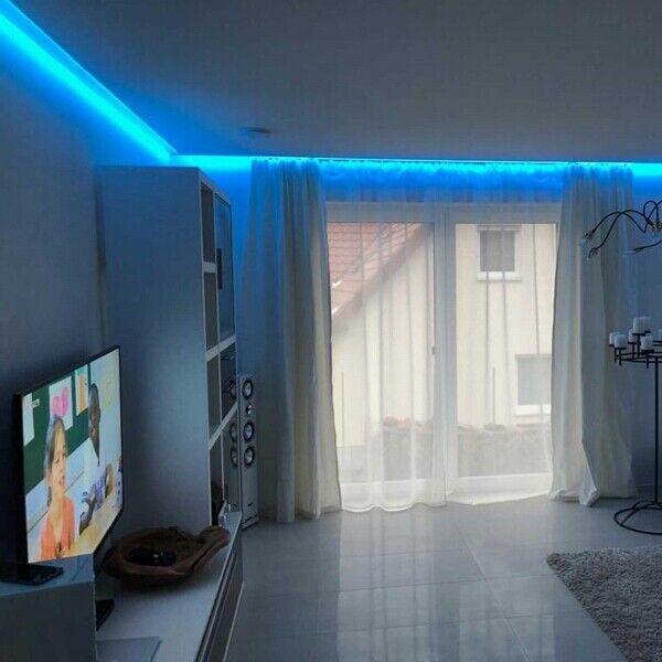 ALUPONA 2M LED Aluprofil PITO96 Trockenbau Rigips Wand Decke