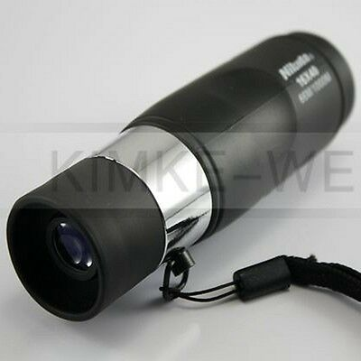 16 x 40 Monocular Telescope Caliber For Sport Camping 2