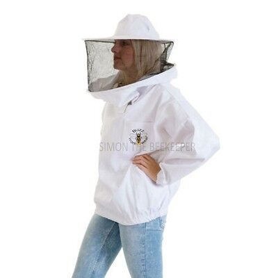 Buzz Beekeepers Bee Jacket/Tunic Round Veil - SMALL 5