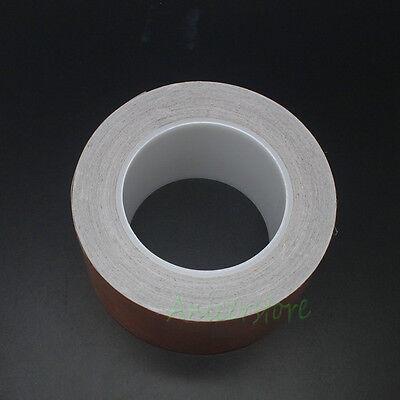 50mm x 33M EMI Shielding Single Conductive Adhesive Copper Foil Tape 108 feet