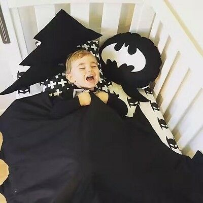 Batman Floor Mat Blanket Rug