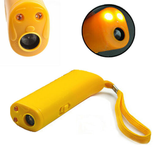 Ultrasonic Anti Stop Barking Pet Dog Train Repeller Control Trainer Device Puppy 5