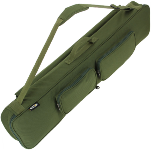 190cm Rod Holdall Bag For 2 Made Up /& 2 Unmade 12ft Rods /& Reels Carp Fishing