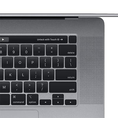 "Apple MacBook Pro 16"" Intel Core i7 16GB AMD 5300M 512GB Space Gray MVVJ2LL/A 4"