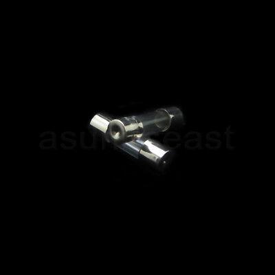 100PCS 15A 250V Quick Fast Blow Glass Tube Fuse 6x30mm F15AL250V