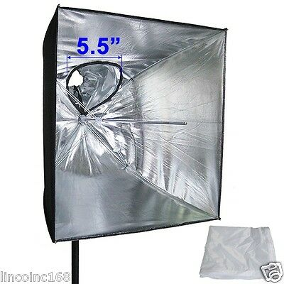 Black/White Backdrop Support Stand Photography Studio Video Softbox Lighting Kit 6