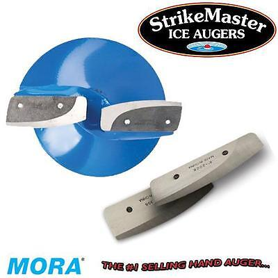 1 Of 2FREE Shipping StrikeMaster MORA Hand Auger Replacement Blades 5 6