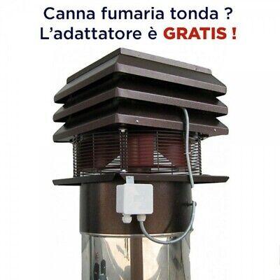 CHIMNEY FAN FOR FIREPLACE BARBECUE exhaust fan, Flue fan 110 VOLTS (For USA) 2