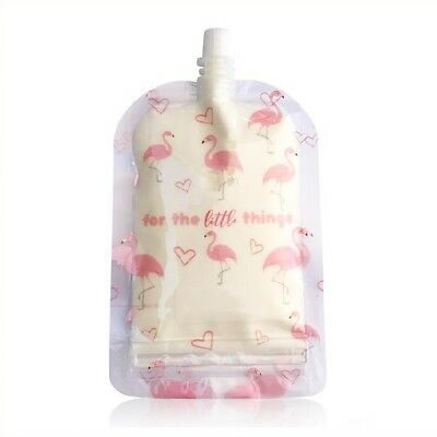 New 150ml Sinchies Reusable Food Pouches BPA Free Child, Adult, Camping 5/10/20 2