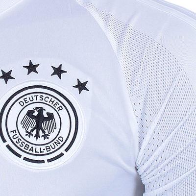 adidas Herren Fußball DFB Trikot Deutschland WM 4 Sterne
