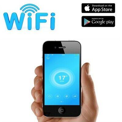 3S CLIMATIZZATORE GREE R32 WiFi mono CONSOLE PAVIMENTO 18000 BTU A+++ A+ 5.0 kW 2