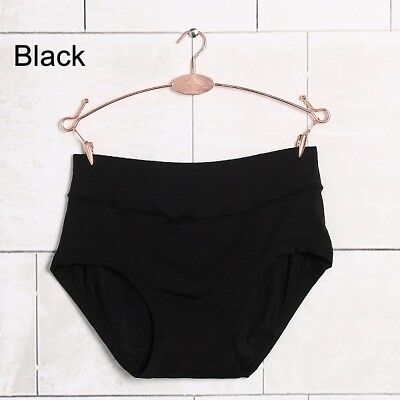 Silky Soft Bamboo Knickers Pants Briefs Moisture Absorbing Multi Colours Packs 2