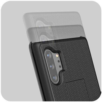 Samsung Galaxy Note 10 Plus Belt Case w Kickstand Cover Holster Clip 4