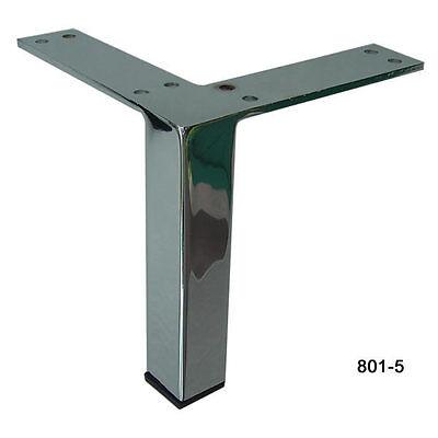 """On Sale 4PCS 3/""""-10/"""" METAL FURNITURE LEGS TABLE LEG SOFA LEG FAST SHIP"""