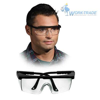 Schutzbrille Augenschutz Brille Gesichtschutz Schutzbrillen Arbeitsschutzbrille