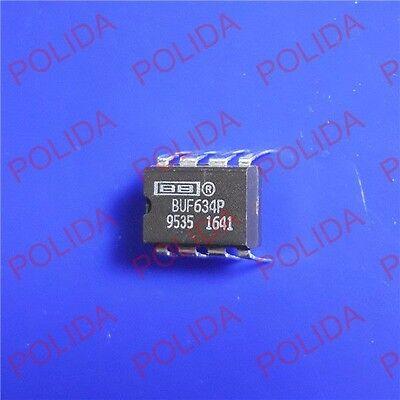1PCS BUF634P BUF634 BB 250mA HIGH-SPEED BUFFER NEW Encapsulation:DIP-8