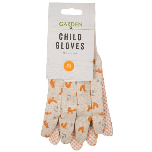 Children Kid Gardening Gloves Boy//Girl Hand Protect Outdoor Tough Grip Gardening