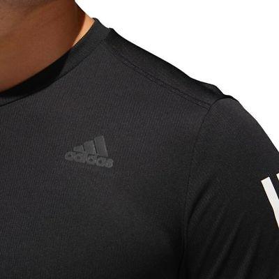 ADIDAS HERREN CLIMACOOL Sport Fitness Running Laufshirt Own the Run Shirt DX1312