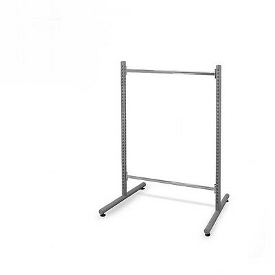 Twin Slot Free Standing Merchandising Unit 1490mm High Collection Only 3