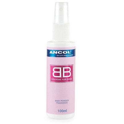 Ancol Dog Puppy Cologne, Perfume, Deodorant Spray,  100ml - Finishing Spray 2