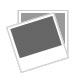 Elephant Clear Crystal Cut Glass Ornament Statue African Solid Sculpture 10cm Hi 5
