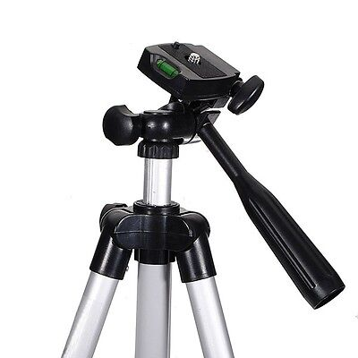 "Trípode Portátil Para Camara Videocamara Prismaticos Moviles 40"" Soporte 2.5kg"