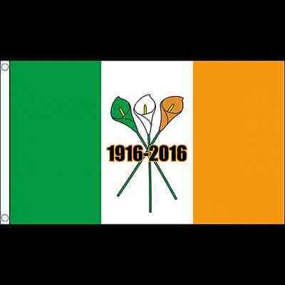 1916 Ireland Irish Flags 5 x 3' - Large Easter Rising Celtic Republican 8