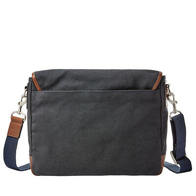 ... Fossil Bennett EW City Navy Bag MBG9240400