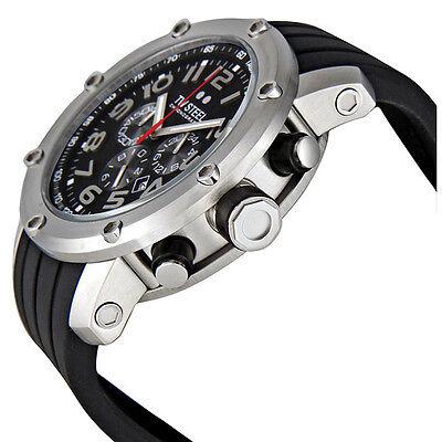 TW Steel Grandeur Tech 48mm Grandeur Tech Black Dial Chronograph Mens Watch TW1 2