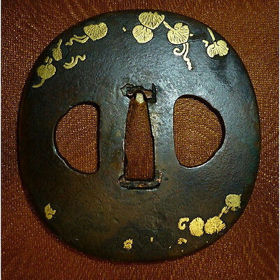 Japanese Samurai Sword Tsuba for Katana 294-05