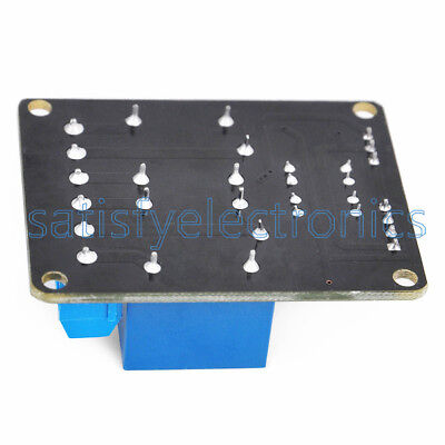 5V Two 2 Channel Relay Module With optocoupler For PIC AVR DSP ARM Arduino 5