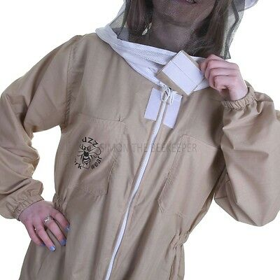 Buzz Basic Beekeepers Suit With Round Veil - Khaki 2 • EUR 21,87