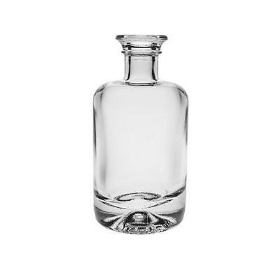 6 Apothekerflaschen a 40 ml Glasflaschen mit Korkverschluss zum Selbstbefüllen